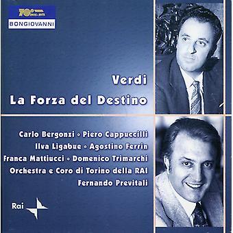La Forza Del Destino [CD] USA import
