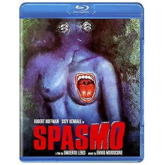 Spasmo [BLU-RAY] USA import