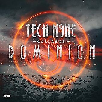 Tech N9NE Collabos - Dominion (Explicit) [CD] USA import
