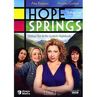 Hope Springs [DVD] USA importieren