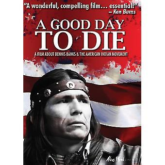 En goddag at dø [DVD] USA import