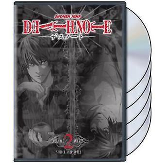 Death Note Box Set 2 [DVD] USA import
