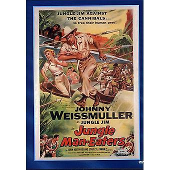 Jungle Man-Eaters [DVD] USA import