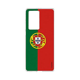 Hull For Huawei P40 Pro Soft Portuguese Flag
