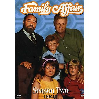 Family Affair - Family Affair: Season 2 [DVD] USA import