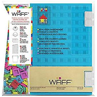 Aladine WAFF Creative Journal Kit A5 Aqua