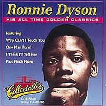 Ronnie Dyson - His All Time Golden Classics [CD] USA import