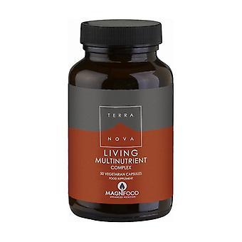 Living Multinutrient 50 kapsler