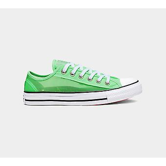Converse Ctas Ox 564628C Illusion Green Women'S Shoes Boots