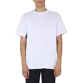 Stella Mccartney 601853smp859000 Hombres's camiseta de algodón blanco