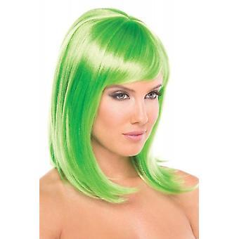 Doll Wig - Green