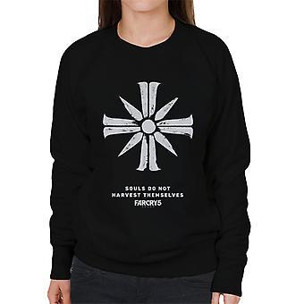 Far Cry 5 Edens Gate Cult Emblem Women's Sweatshirt