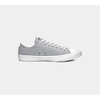 Converse Ctas Ox 163181C Wolf Grey Women Shoes Boots
