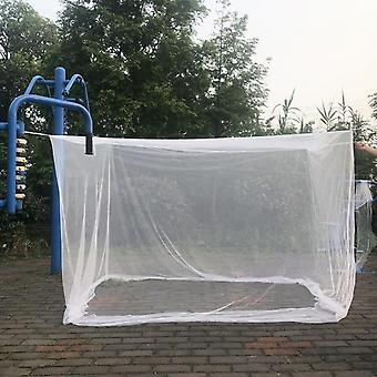 Large White Camping Mosquito Net - Indoor Outdoor Insect Tent Mosquito Net