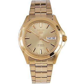 Seiko 5 Men's Automatic Stainless Steel Analog Watch With Day/date - Snkk98k1