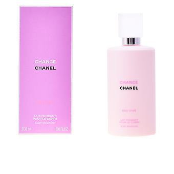 Chanel Chance Eau Vive Lait Fondant Pour Le Corps 200 Ml voor vrouwen