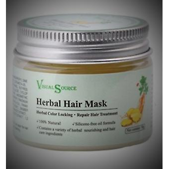 Ginger Hair Treatment Mask - Hair Conditioner Dry Damaged Repair hranitoare hair - 50g