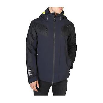 EA7 - Clothing - Jackets - 6YPG05_PN44Z_1200 - Men - Schwartz - L