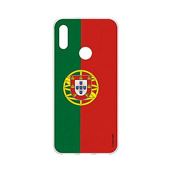 Hull For Huawei Y6s Flexible Portuguese Flag
