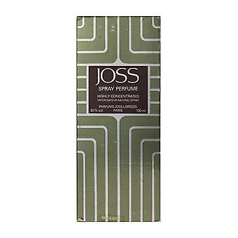 Joss Lorisso Joss Spray Perfume Highly Concentrated 3 1/3Oz Vintage (80%Full)