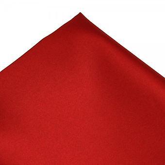 Kravaty Planet Plain Víno Červené Kapesní kapesník