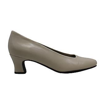 Mark Lemp Classics Femmes Vicki Square Toe Classic Pompes