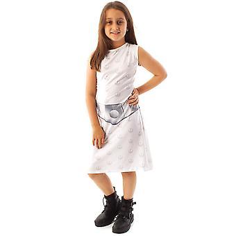 Star Wars Princess Leia Girl's Costume Dress