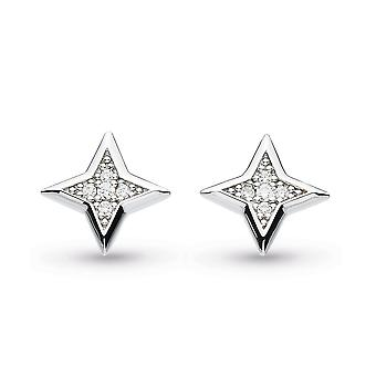 Kit Heath Empire Astoria Starburst Cubic Zirconia Stud Boucles d'oreilles 30411CZ029