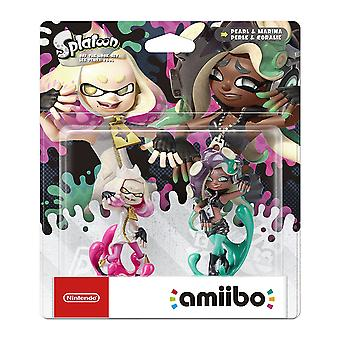 Pearl a Marina z háčku Set Amiibo (Splatoon Collection) pro Nintendo Switch