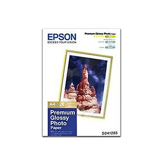 Epson A4 Premium Glossy Photo Paper