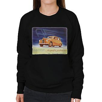 Austin For Sparkling Performance British Motor Heritage Women's Sweatshirt