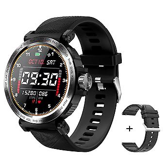 Sport Ip68 Vodotesný Smart Watch Screen Dotykové hodiny Fitness Tracker Smartwatch pre IOS Android