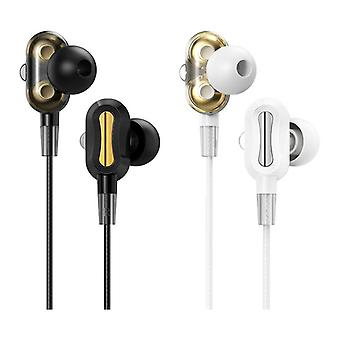 BOROFONE BM41 Universal 3.5mm Music HiFi Earphone Headphones With Mic