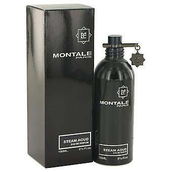 Montale Steam Aoud Eau De Parfum Spray av Montale 3.3 oz Eau De Parfum Spray