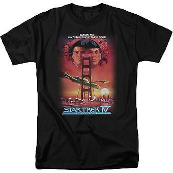 De Voyage Home Star Trek T-shirt