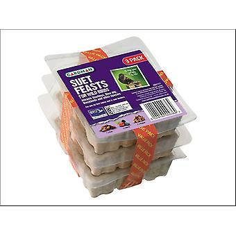 Gardman Suet Feast Triple Pack A04111D