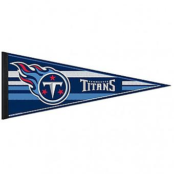 Wincraft NFL tuntui Pennant 75x30cm-Tennessee Titans