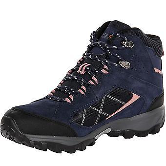 Regaty Damskie Clydebank Wodoodporne buty do chodzenia na świeżym powietrzu - Navy