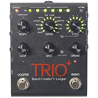 Digitech trioplus -yhtyeen luoja ja looper