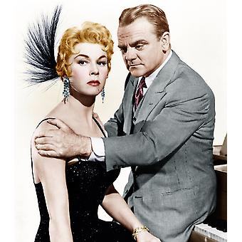 Love Me Or Leave Me From Left Doris Day James Cagney 1955 Photo Print