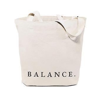 Balance Printed Tote Bag