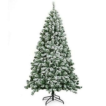 Snow Flocked Artificial Christmas Tree