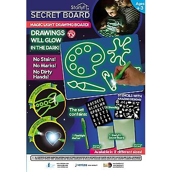 Starlyf secret board - large for 3 years +