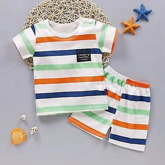 Vauvanvaatepuvut, Kala-tyyliset vaatesarjat T-paita +housut