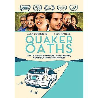 Quaker Oaths [DVD] USA import