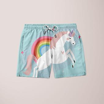 Magiske enhjørning shorts