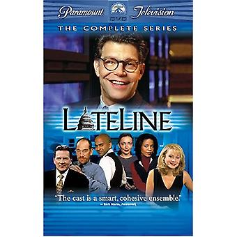 Lateline: Série completa [DVD] EUA importar