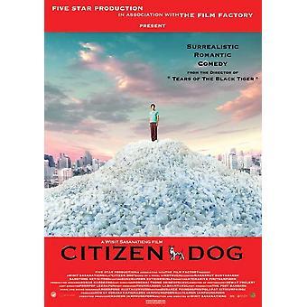 Obywatel pies Movie Poster Print (27 x 40)