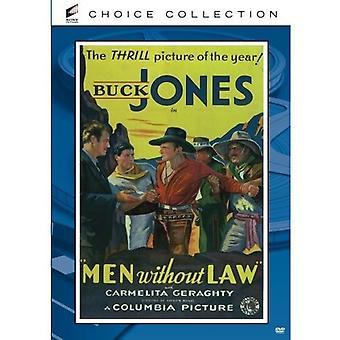 Importer des États-Unis des hommes sans loi [DVD]