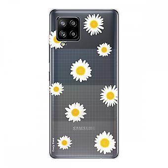 Scafo per Samsung Galaxy A42 5g in Silicone Soft 1 Mm, Margarita